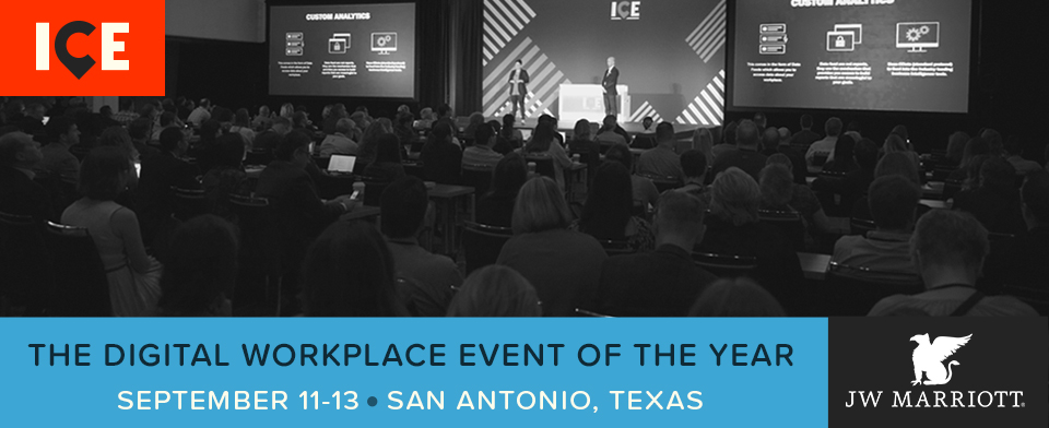 ICE'18 Digital Workplace Conference