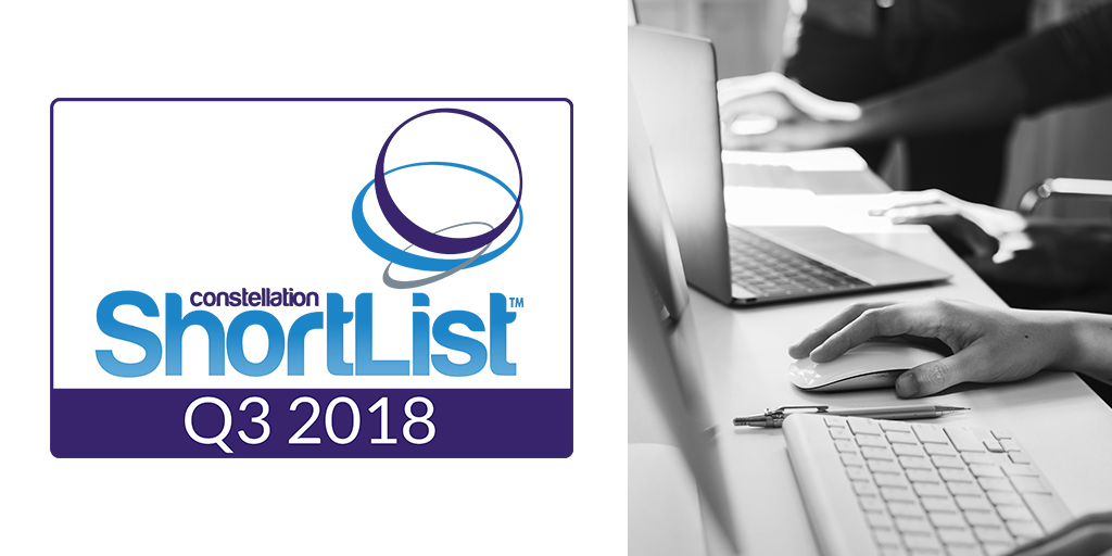 Constellation ShortList™ for Corporate Intranet Platforms in Q3 2018