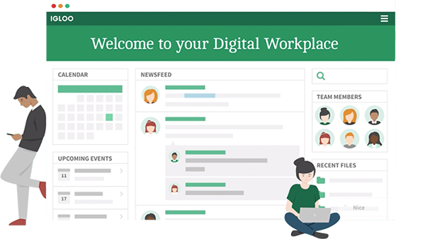 Next-generation Intranet: Igloo Digital Workplace Solutions