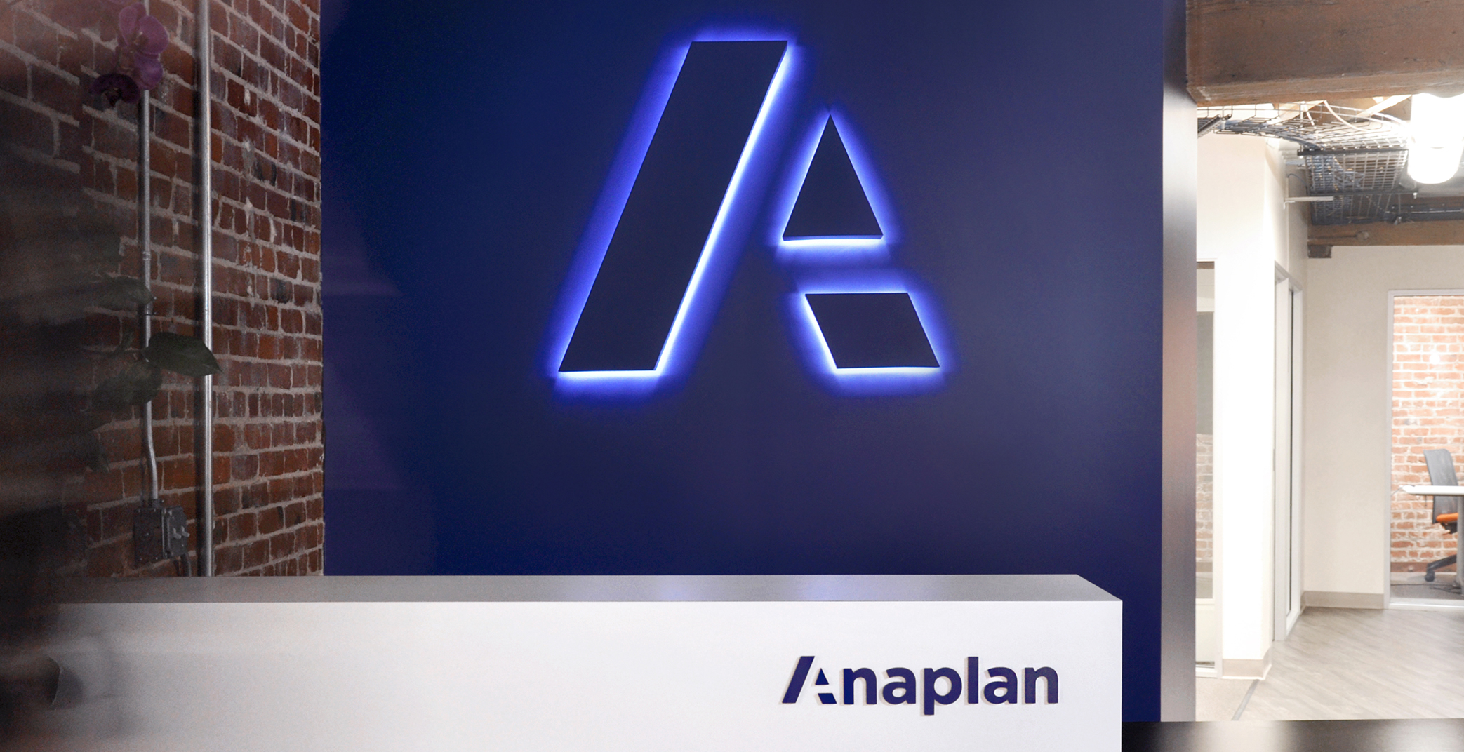 Raising The Barn — How our digital workplace became the cornerstone of the Anaplan culture