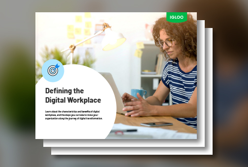 A Digital Workplace Defined