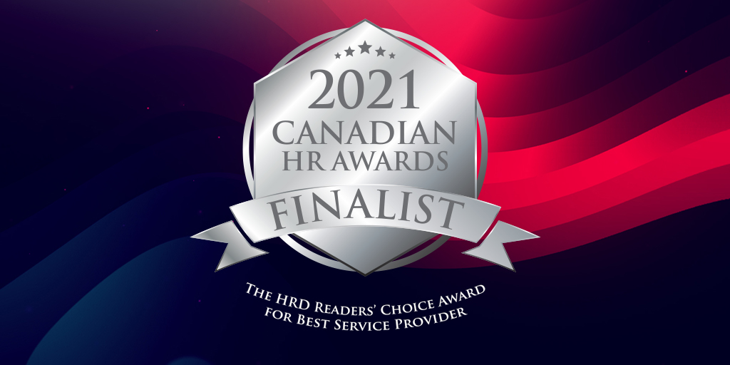 Igloo Software Selected as Finalist for the HRD Readers' Choice Award for Best Service Provider in the Canadian HR Awards 2021