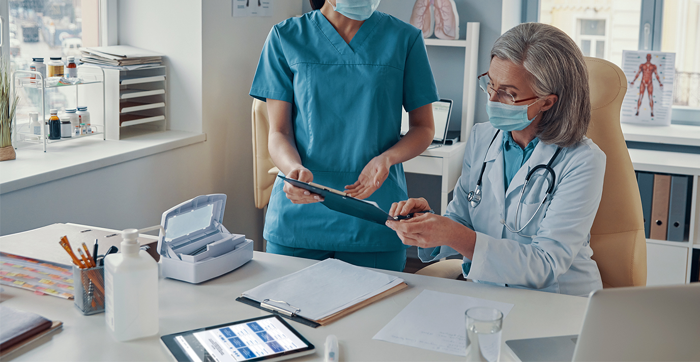 Empower Your Healthcare Staff with Digital Workplace Solutions
